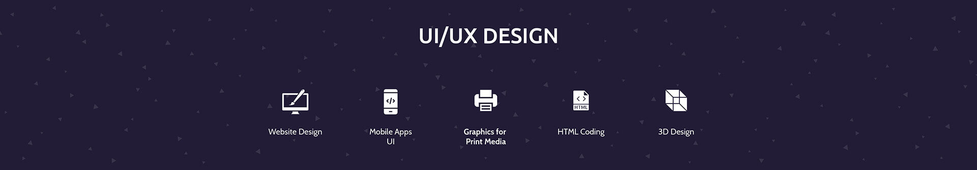 UI and UX Design and Development