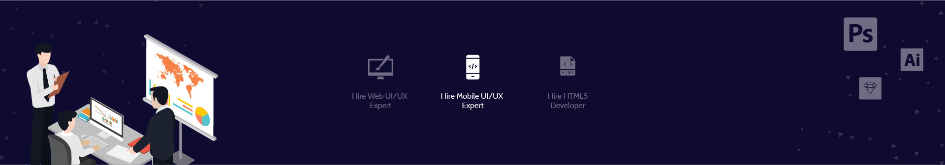 Hire Mobile UI UX Expert
