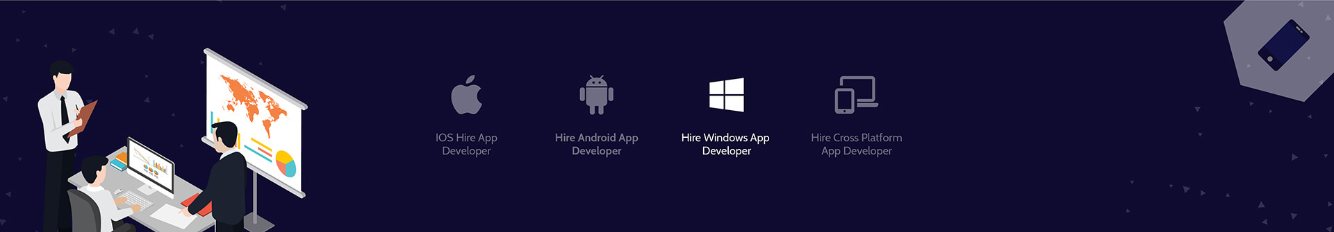 Hire Windows Application Developer