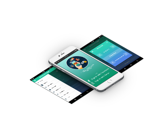 Mobile Application Designing