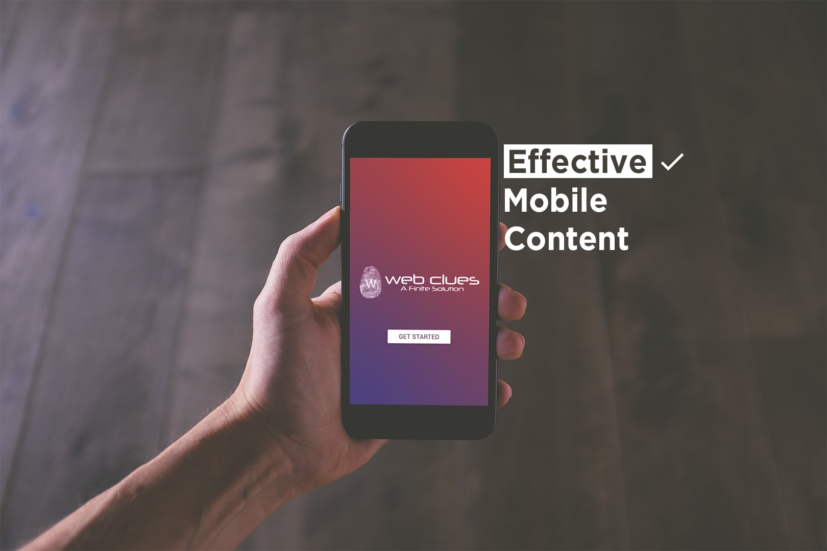 Effective Content - WebClues Infotech