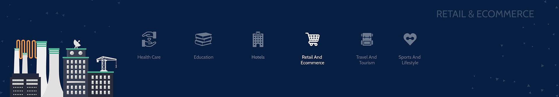 Retail and E-Commerce Industry