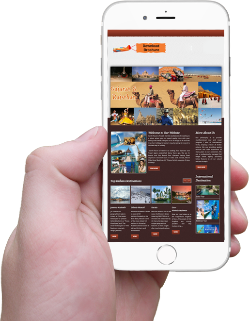 Travel Industry Web and App Development