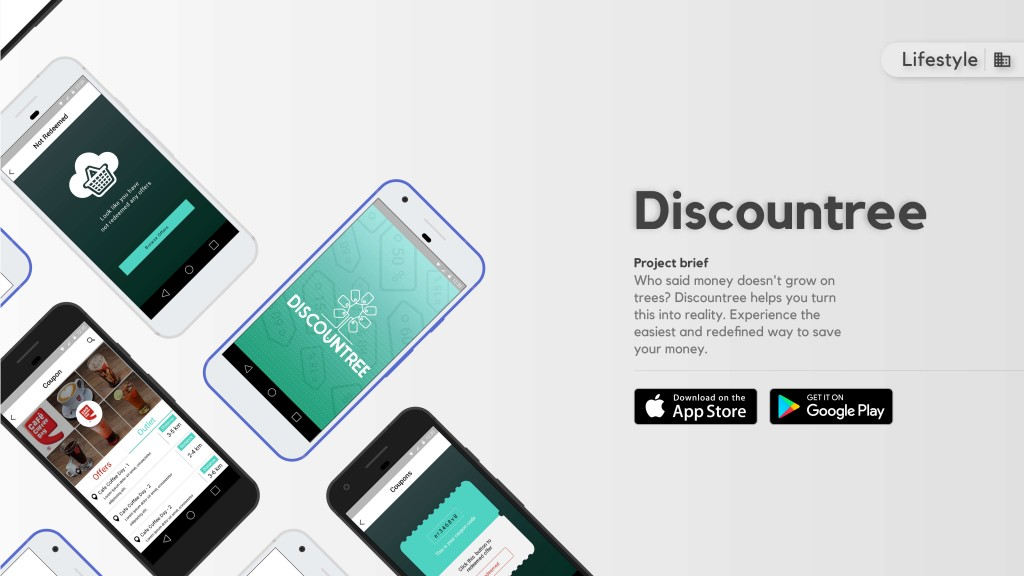 Discountree App