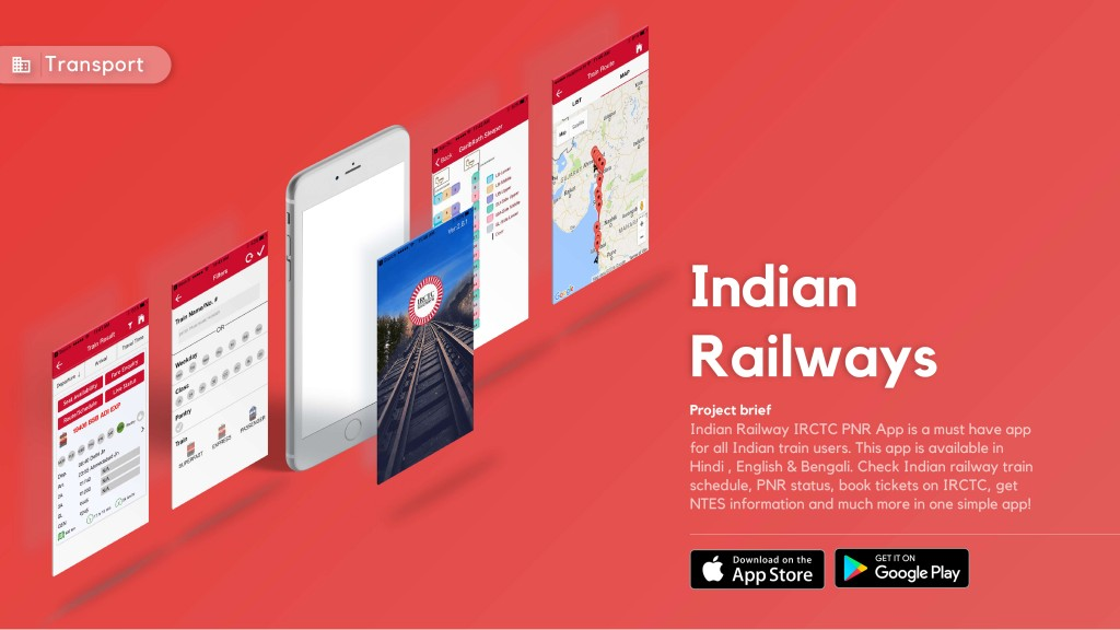 Indian Railways App