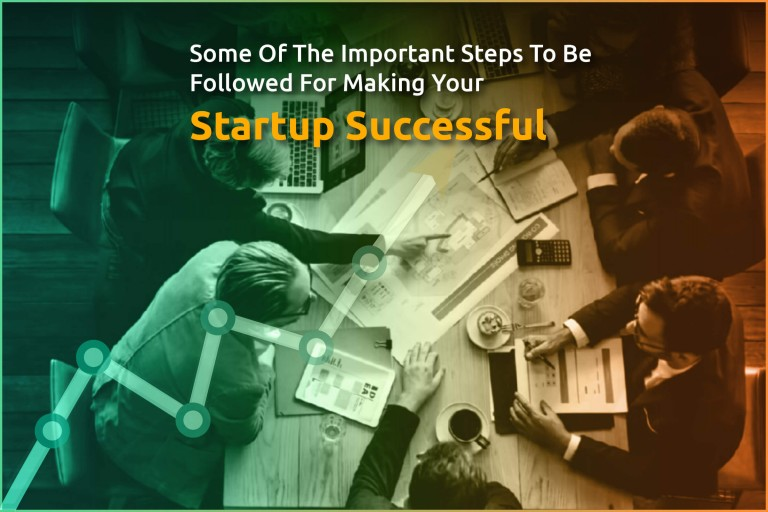 startup successful