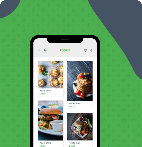 Foodie app(Zomato Clone) Built by WebClues Infotech