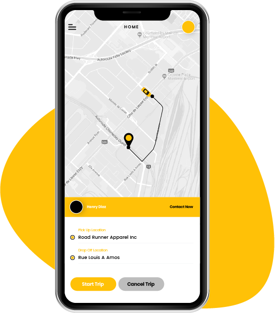 How to build Uber for drivers app