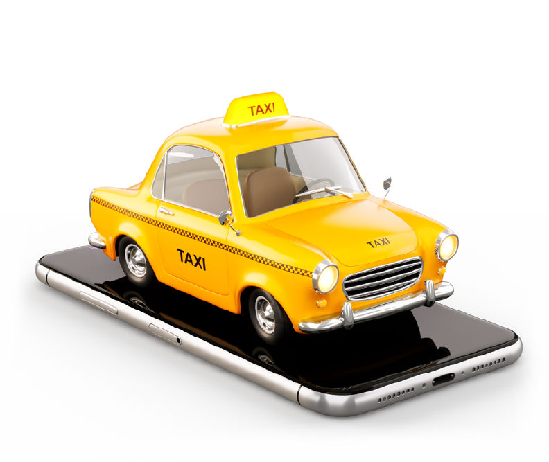 How to develop a real-time taxi app like Uber