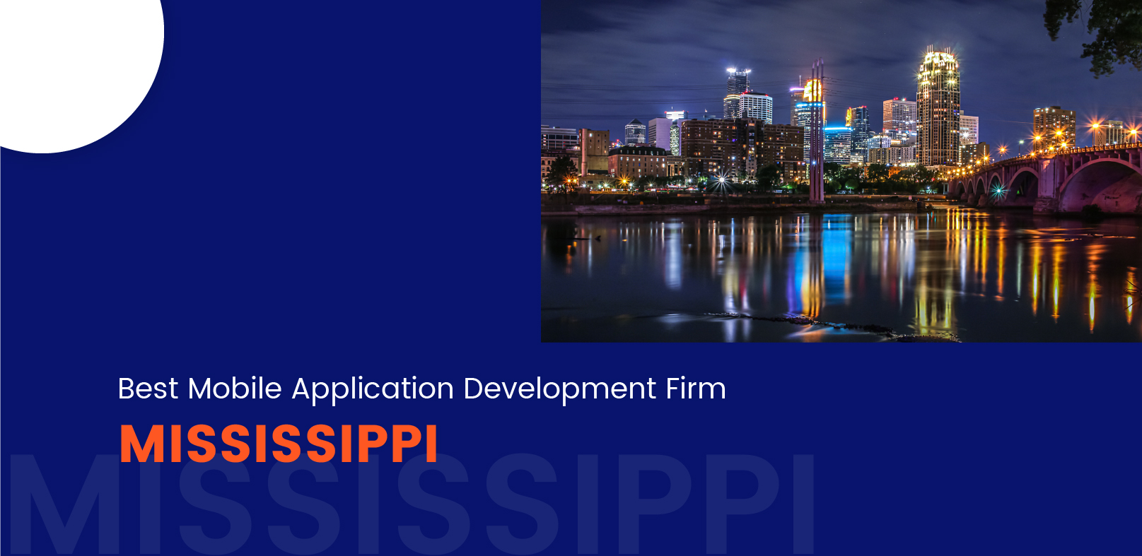 Best Mobile Application Development Firm in Mississippi - WebClues Infotech
