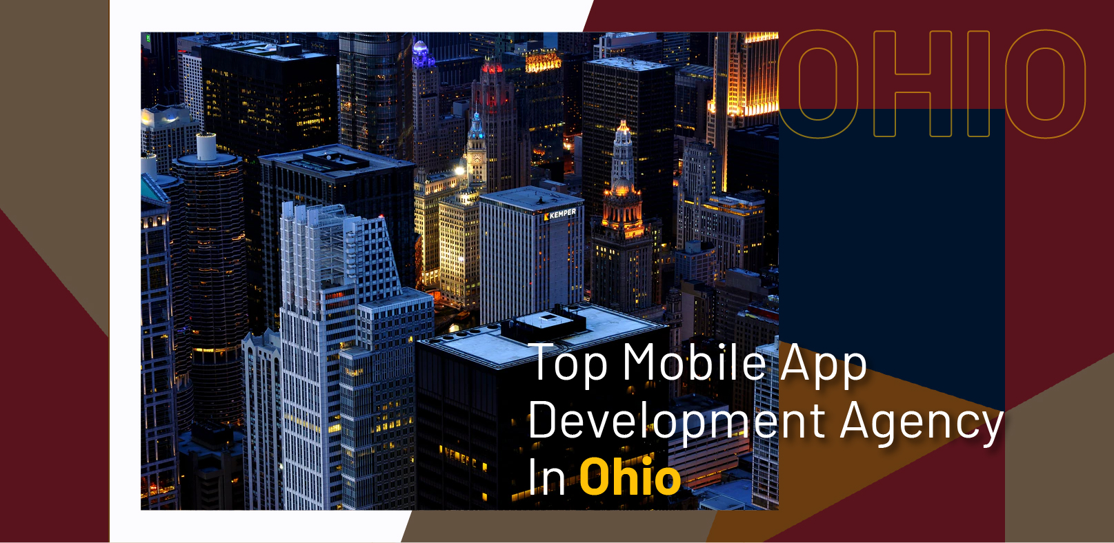 Top Mobile App Development Agency In Ohio - WebClues Infotech