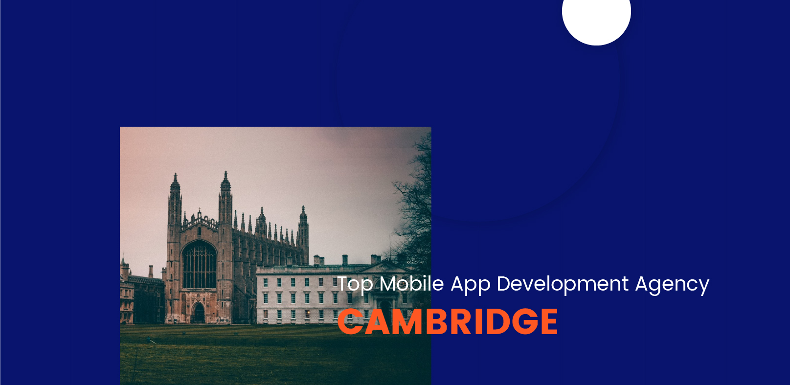 Best Mobile App Development Agency in Cambridge - WebClues Infotech